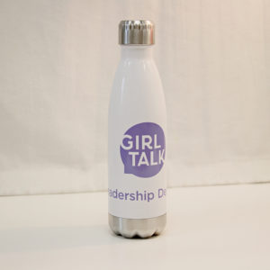 Girl Talk Water Bottle