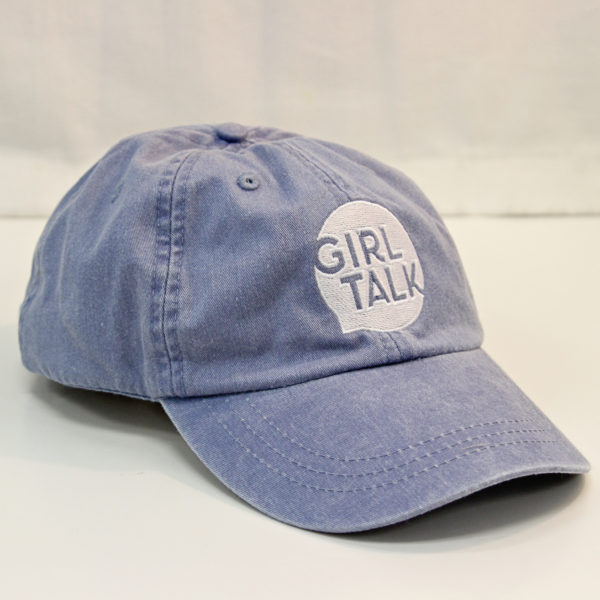Girl Talk Baseball Cap | Girl Talk Products | Girl Talk Inc.