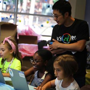 Girl Talk Camp Google
